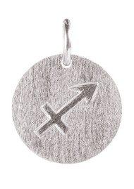 PERNILLE CORYDON Zodiac Sign Silver Charm - Saggittarius