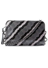 Liebeskind Crissy Leather Embossed Bag - Multi