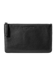 Liebeskind Jenny Leather Pouch Bag - Black