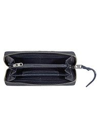 Liebeskind Sally Leather Purse - Dark Blue