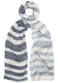 Lily and Lionel Hetty Scarf - Nautical