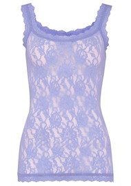 Hanky Panky Unlined Lace Cami - Aurora Blue
