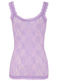 Hanky Panky Unlined Lace Cami - Wisteria