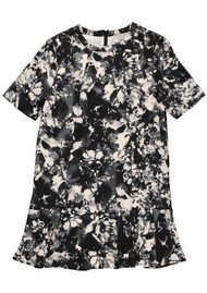 Essentiel Louisia Short Sleeved Dress - Coming Up Roses